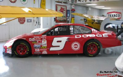 Bill Elliott Race Car