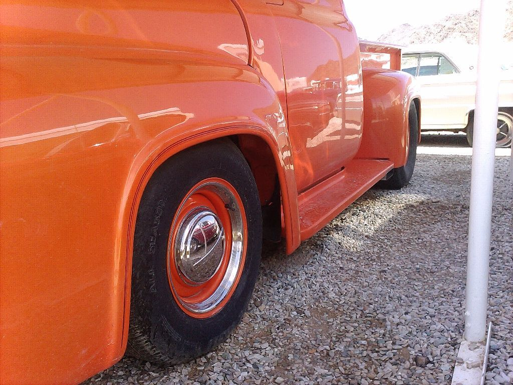 1956 Ford F100 For Sale 1955 With Mickey Thompsons 22