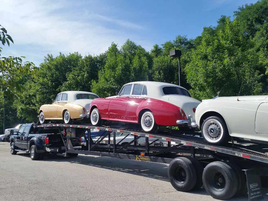 1958 Rolls-Royce SORRY JUST SOLD!! SILVER CLOUD 1 5
