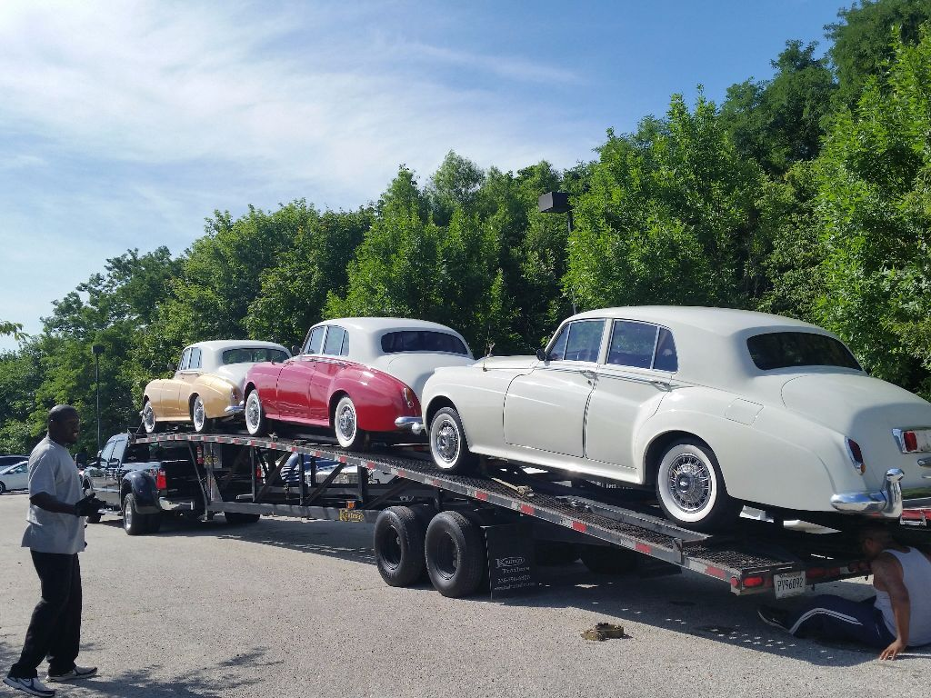 1958 Rolls-Royce SORRY JUST SOLD!! SILVER CLOUD 1 7