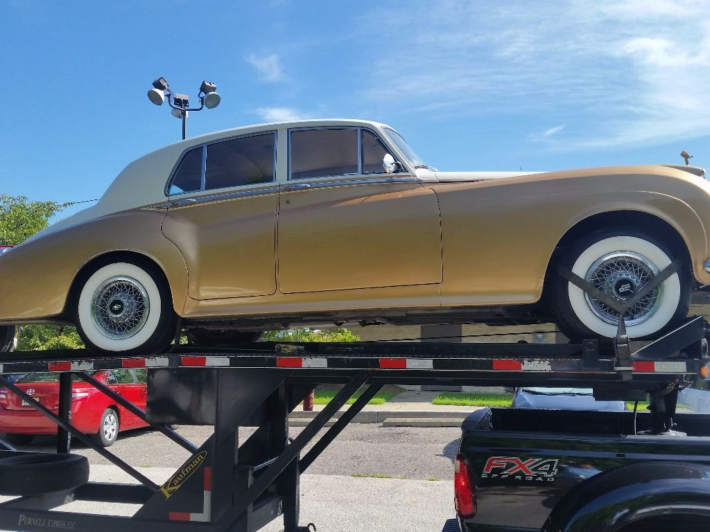 1958 Rolls-Royce SORRY JUST SOLD!! SILVER CLOUD 1 12