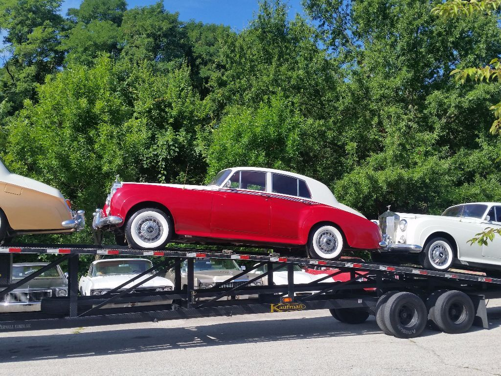 1958 Rolls-Royce SORRY JUST SOLD!! SILVER CLOUD 1 19