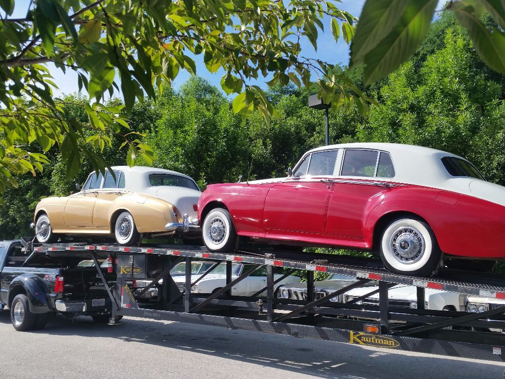 1958 Rolls-Royce SORRY JUST SOLD!! SILVER CLOUD 1 20