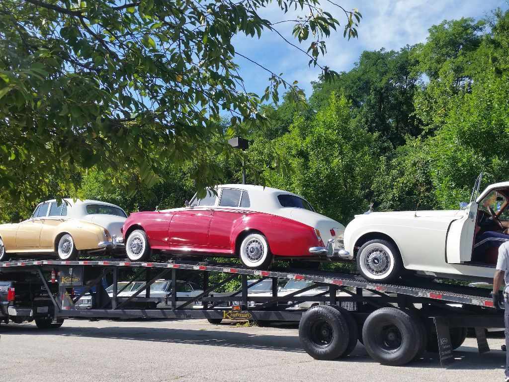 1958 Rolls-Royce SORRY JUST SOLD!! SILVER CLOUD 1 21
