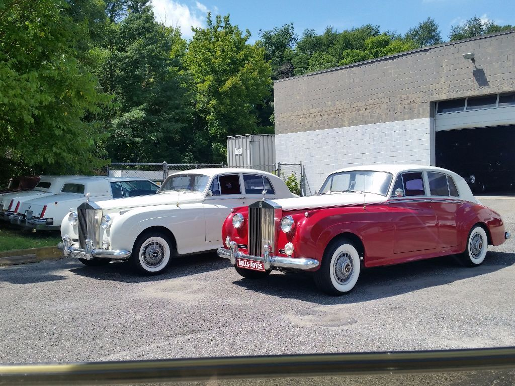 1958 Rolls-Royce SORRY JUST SOLD!! SILVER CLOUD 1 11