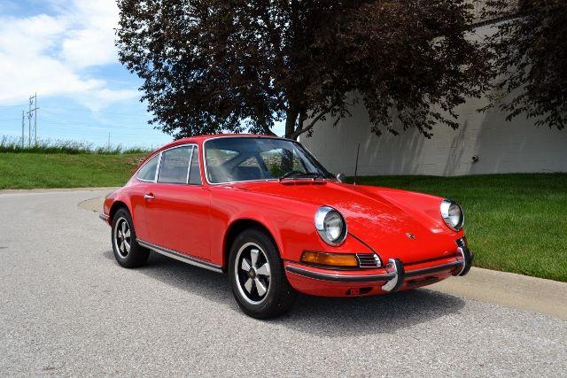 1969 PORSCHE 911 E COUPE 1