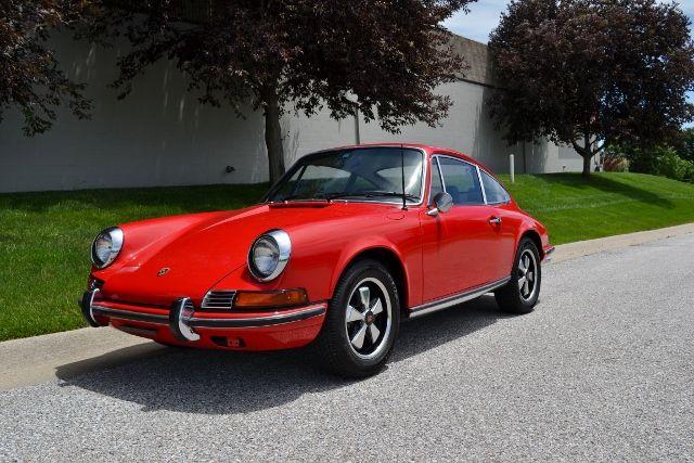1969 PORSCHE 911 E COUPE 4