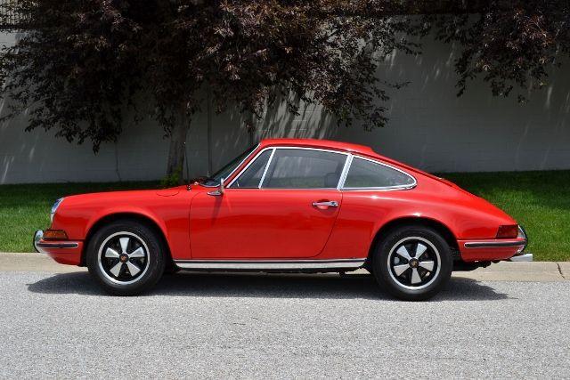 1969 PORSCHE 911 E COUPE 5