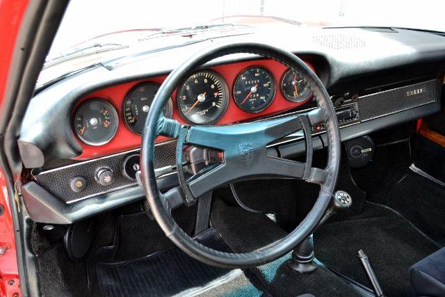 1969 PORSCHE 911 E COUPE 12