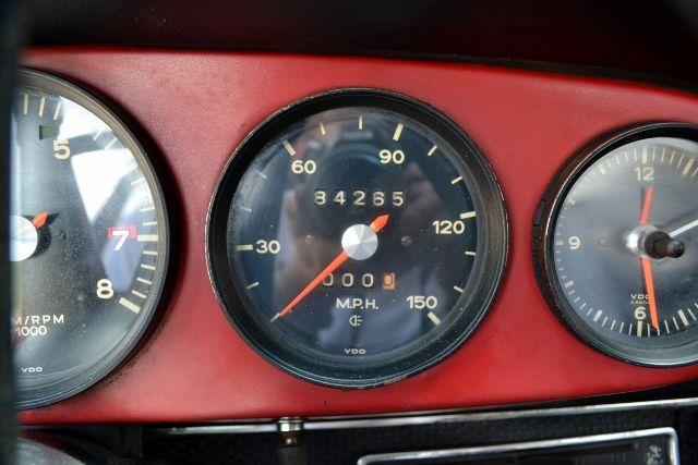 1969 PORSCHE 911 E COUPE 15