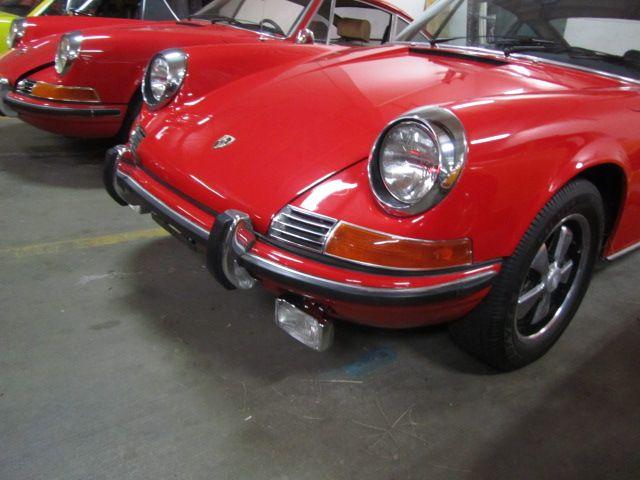 1969 PORSCHE 911 E COUPE 38