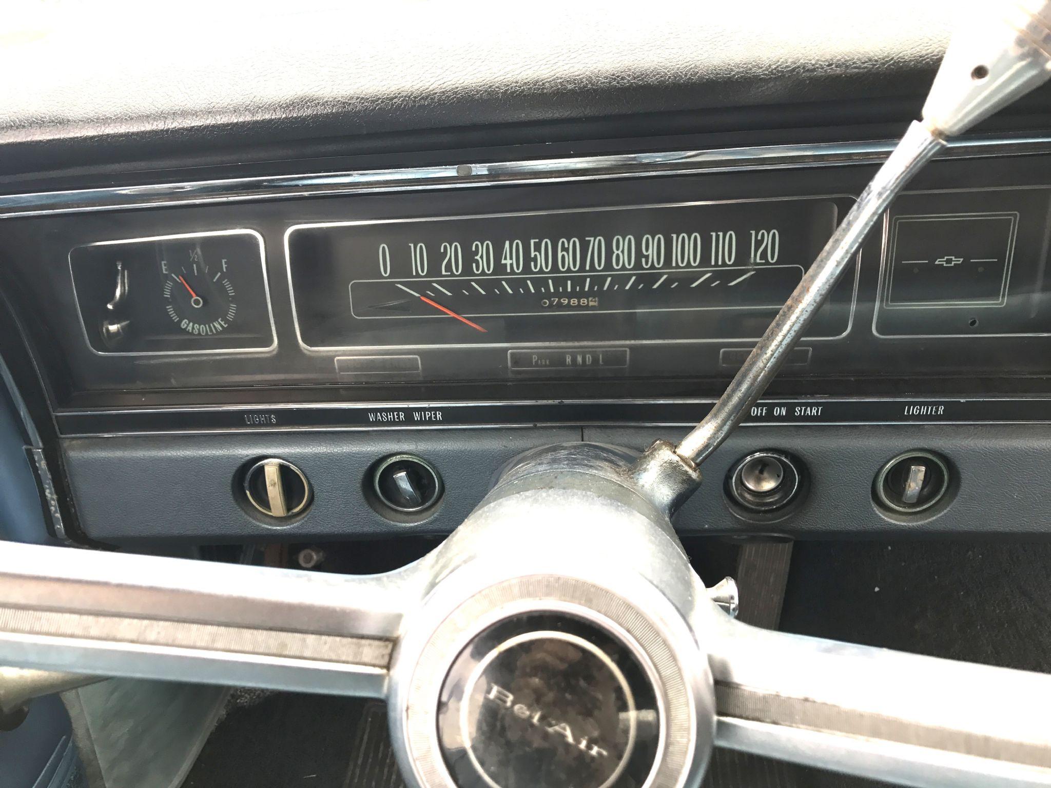 1968 CHEVROLET IMPALA 33