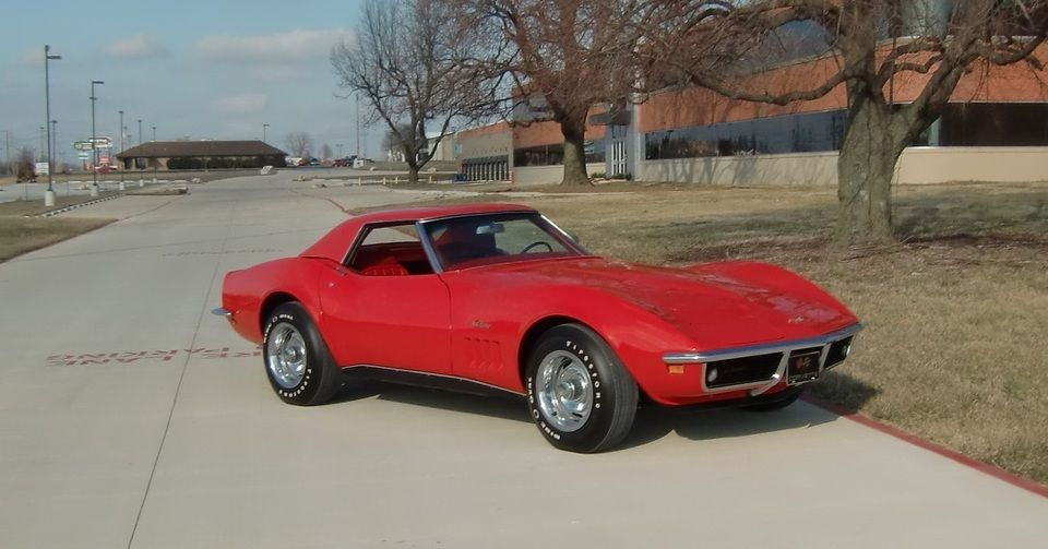 1969 Chevrolet Corvette Stingray Convertible For Sale Autabuycom