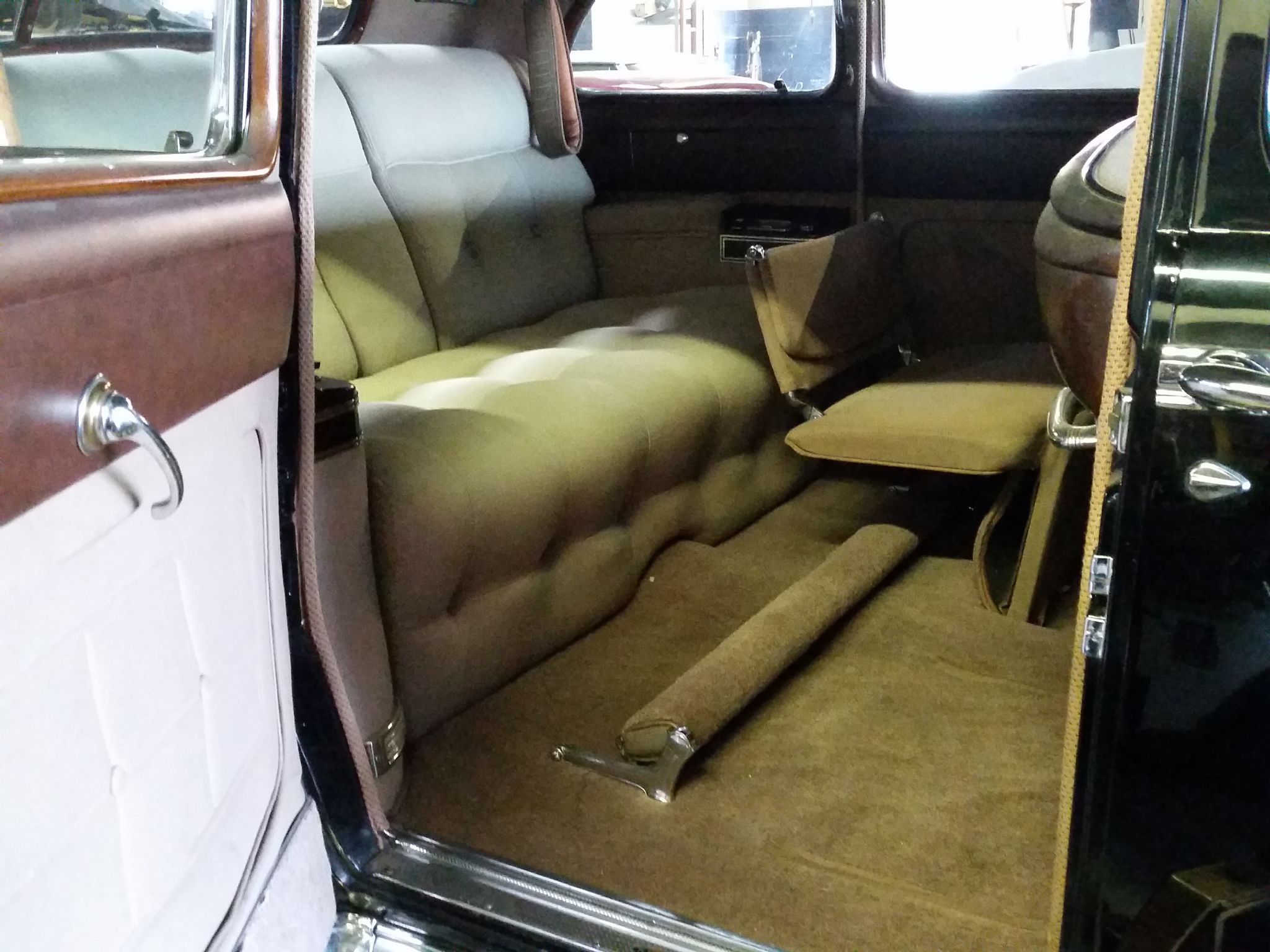 1947 CADILLAC SORRY JUST SOLD!!! FLEETWOOD 24