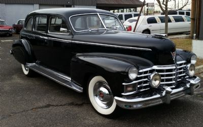 1947 Cadillac Sorry Just Sold!!! Fleetwood Series 75 Limousine