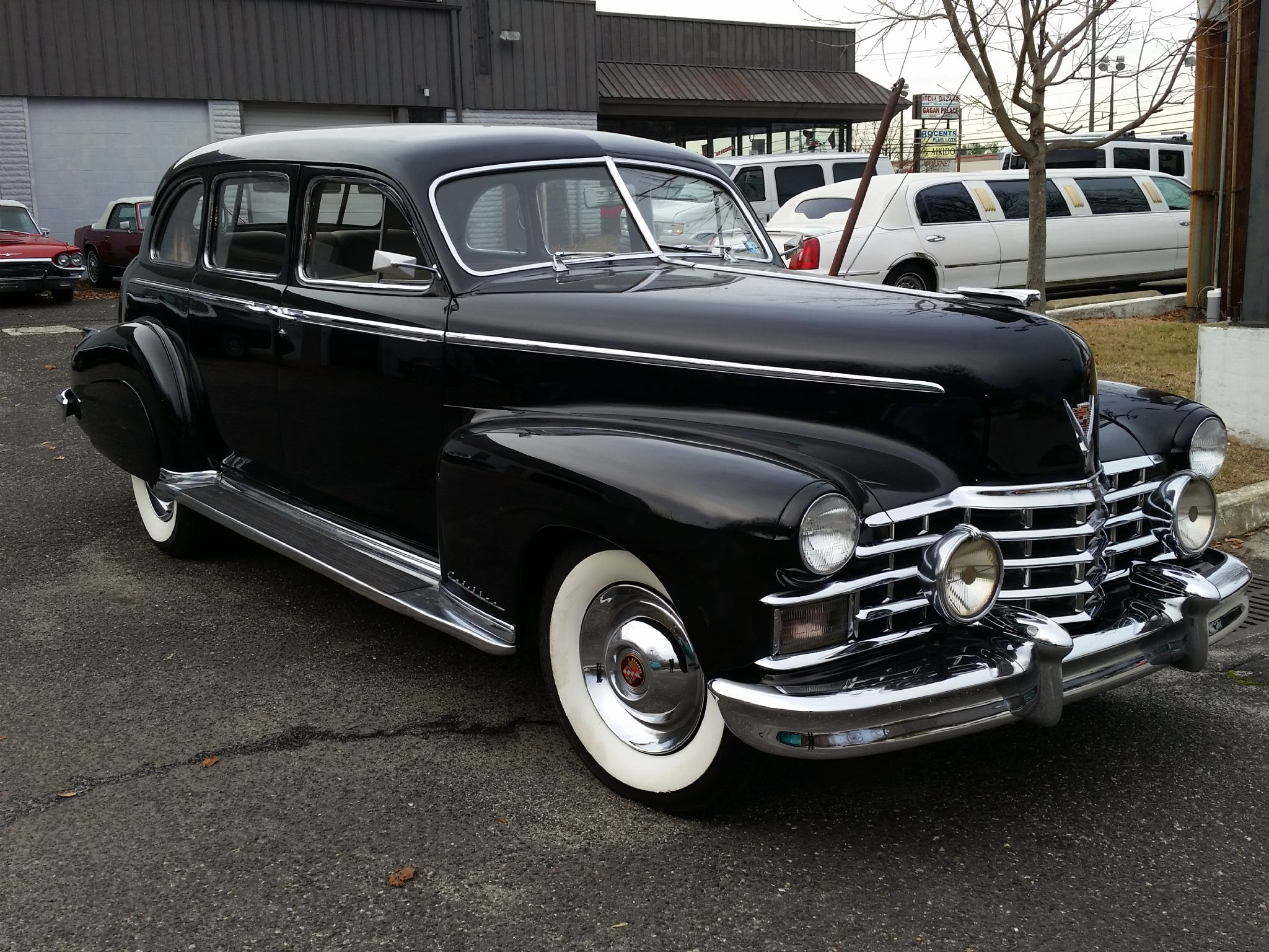 1947 CADILLAC SORRY JUST SOLD!!! FLEETWOOD 1