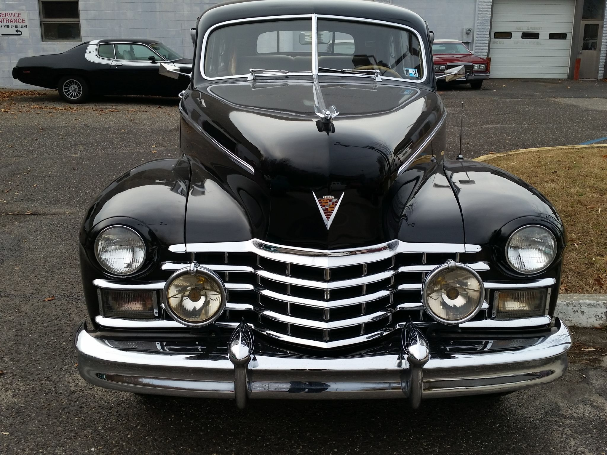 1947 CADILLAC SORRY JUST SOLD!!! FLEETWOOD 4