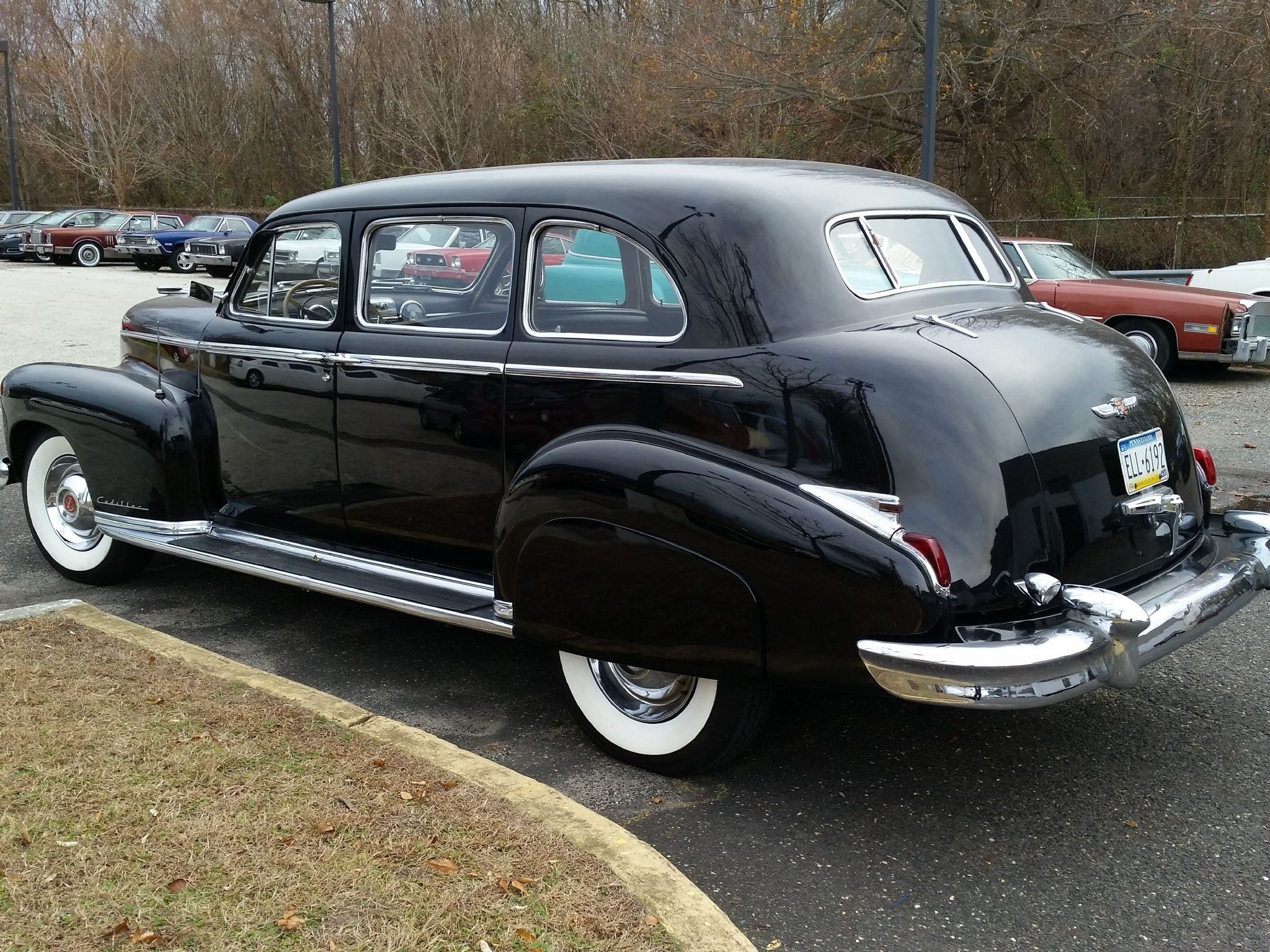 1947 CADILLAC SORRY JUST SOLD!!! FLEETWOOD 8