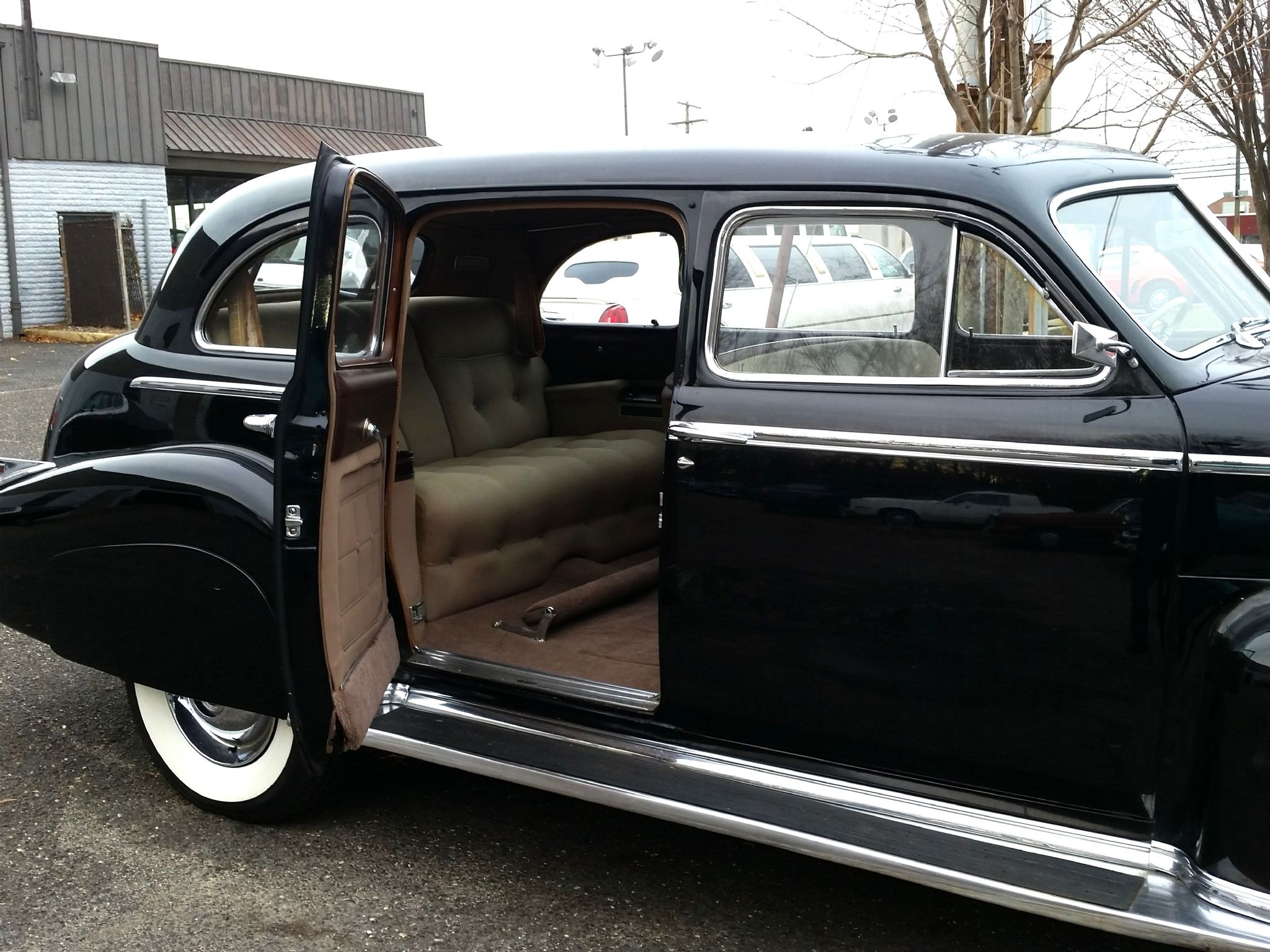 1947 CADILLAC SORRY JUST SOLD!!! FLEETWOOD 17
