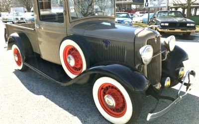 1934 Ford Pickup V8 Stick
