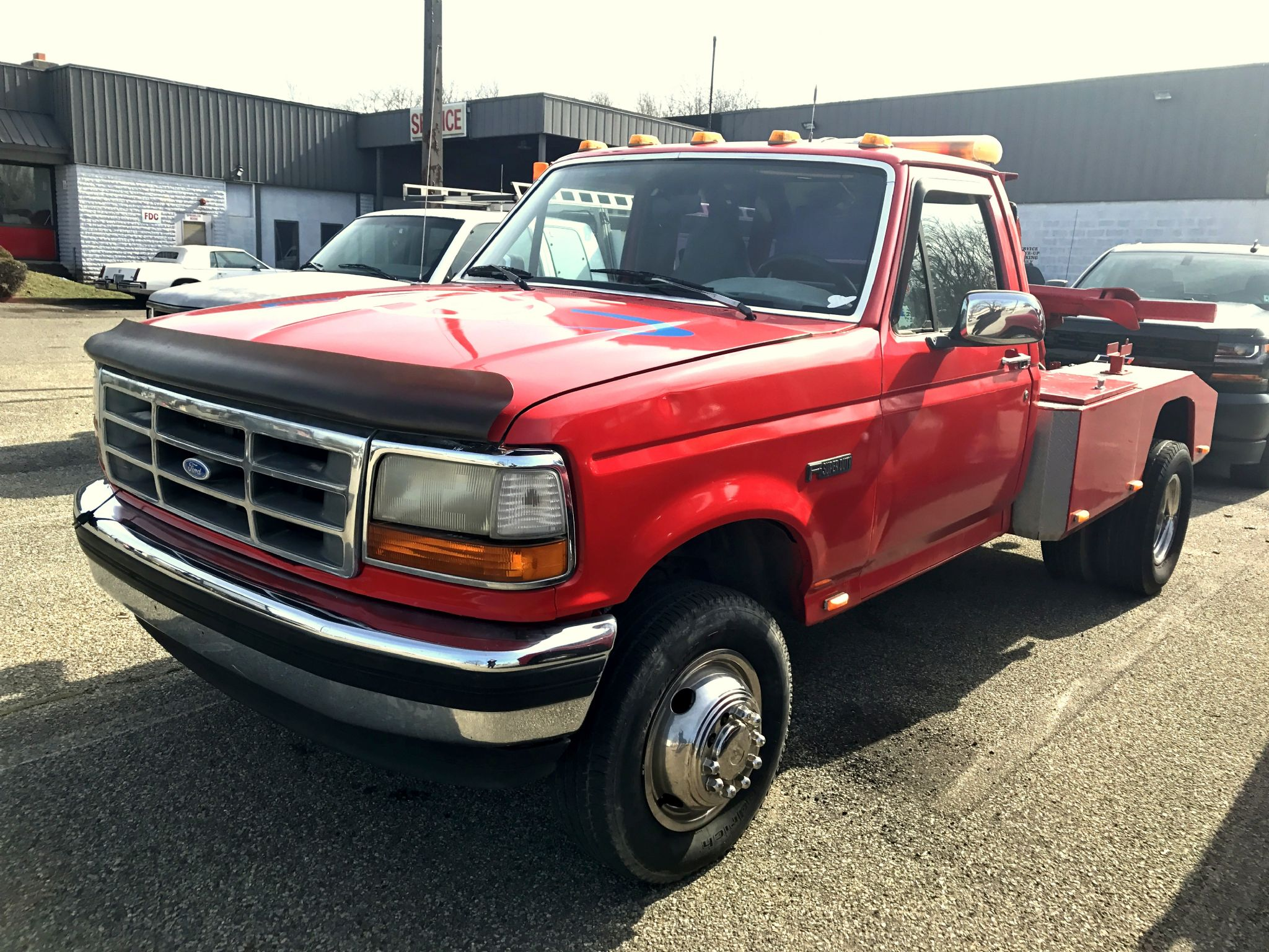 Repo Trucks For Sale >> 1994 Ford F450 Tow Truck For Sale Autabuy Com