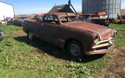 1950 Ford 2DR Body
