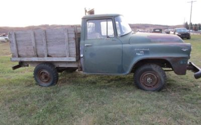 1960 International Pickup