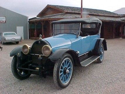 1921 CADILLAC 59B