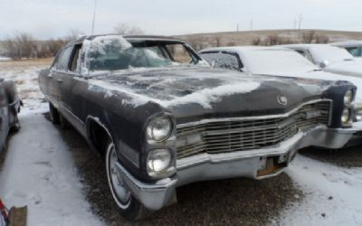 1966 Cadillac Series 75 Limousine