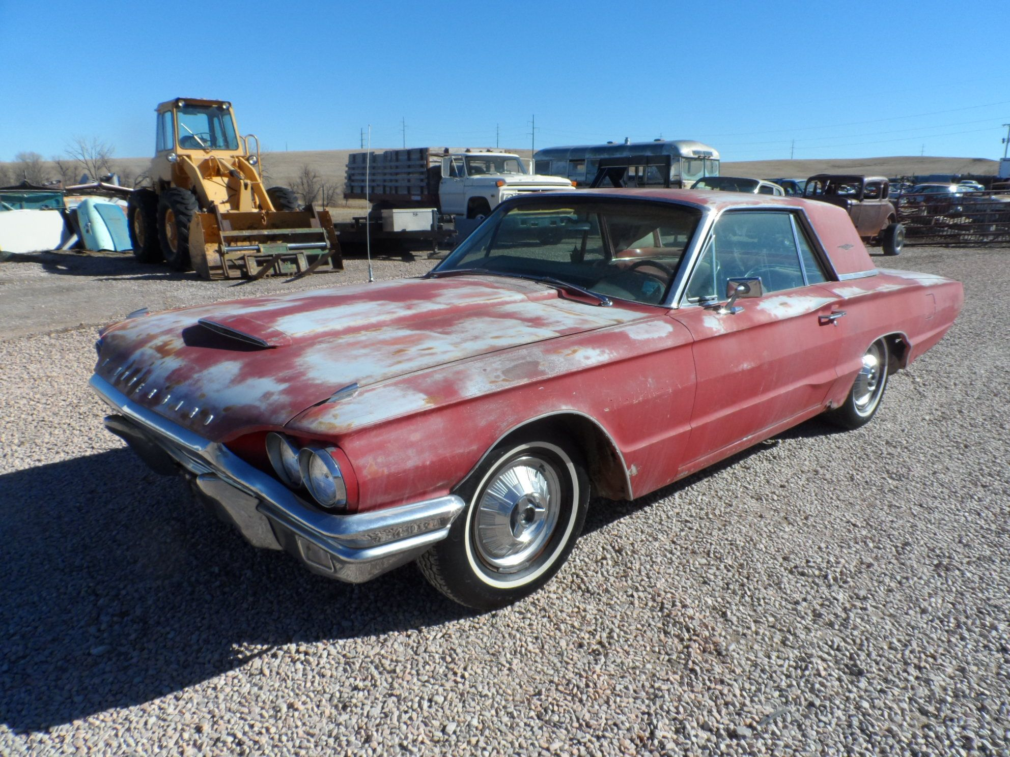 1964 Ford Thunderbird Coupe For Sale Ltd Convertible Thumbnail 1