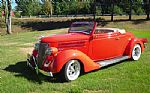 1936 DELUXE CABRIOLET HOT ROD Thumbnail 3