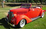 1936 DELUXE CABRIOLET HOT ROD Thumbnail 2
