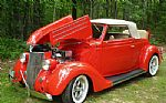 1936 DELUXE CABRIOLET HOT ROD Thumbnail 18