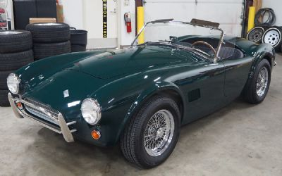 2016 Superformance Mkii Slab Side Cobra Replica