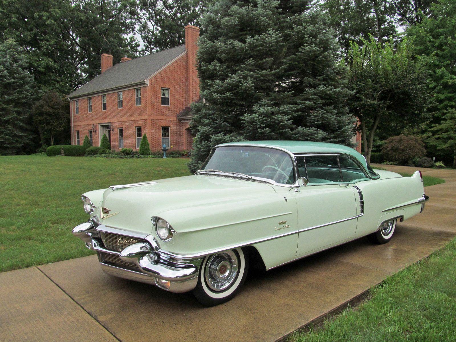 1956 Cadillac Coupe Deville Hardtop Coupe For Sale   AutaBuy.com