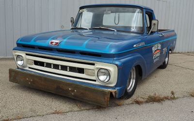 1962 Ford Unicab Pickup Hotrod