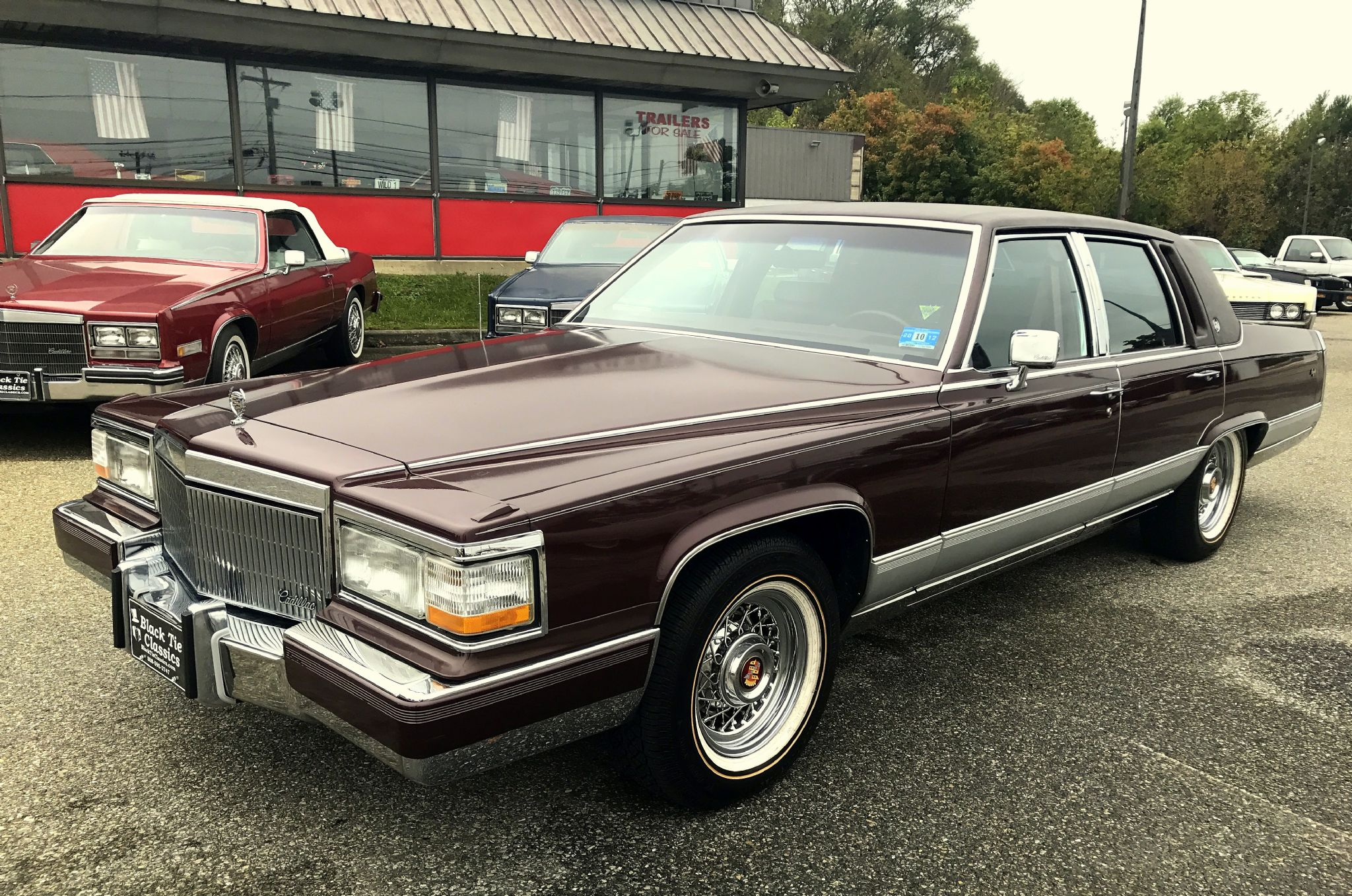 mileage low limited m news sedan fleetwood sale for cadillac listed