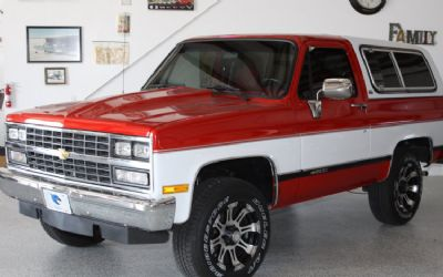 1990 Chevrolet Blazer K5 For Sale   AutaBuy com