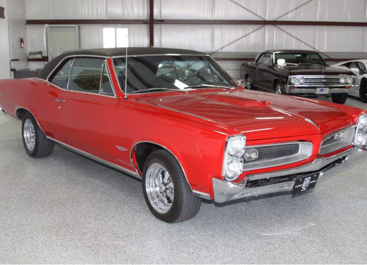 1966 Pontiac GTO For Sale   AutaBuy com
