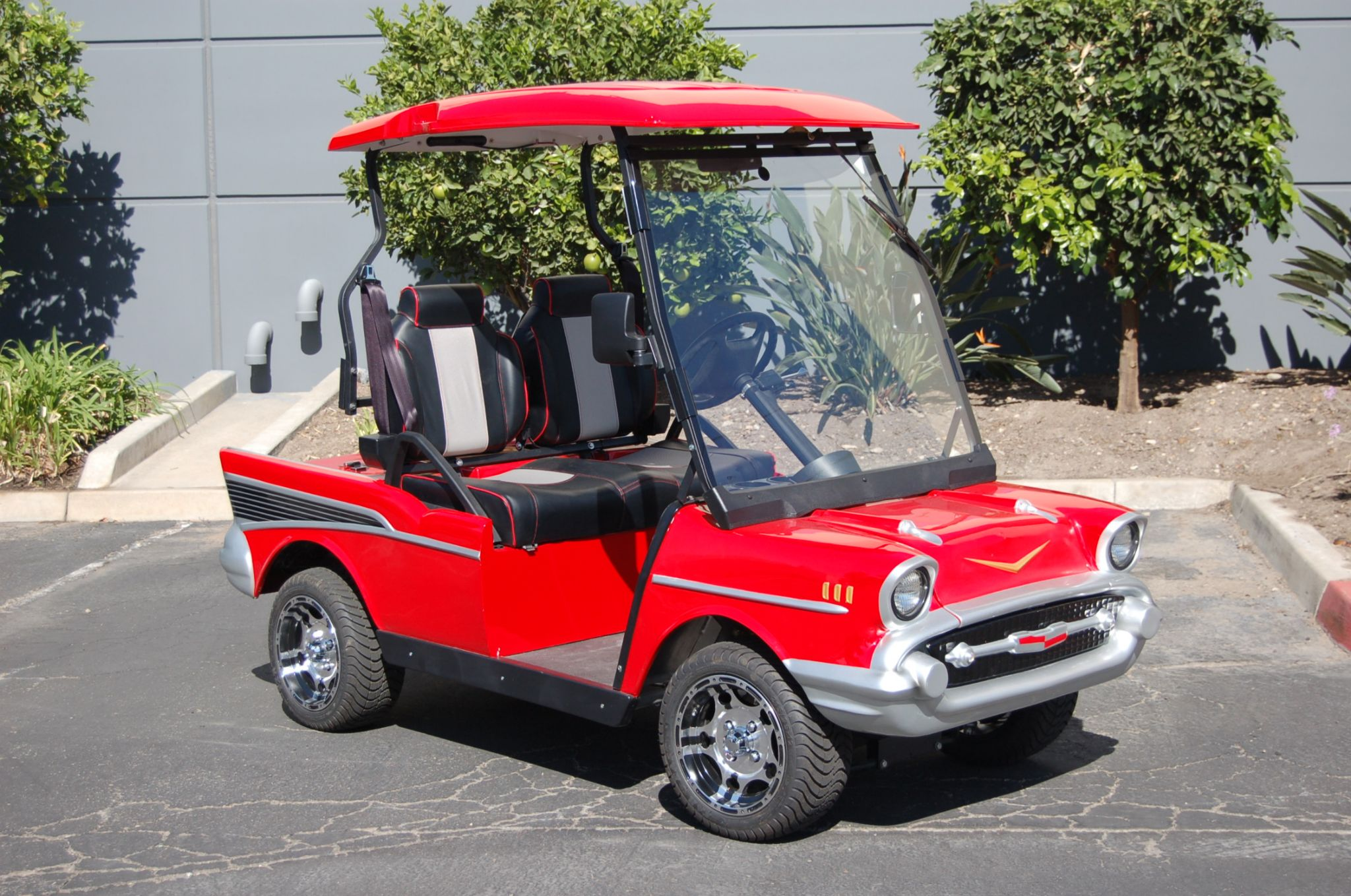 Street Legal Electric Carts >> Mid 50 S Chevy Electric Carts Acg For Sale Autabuy Com