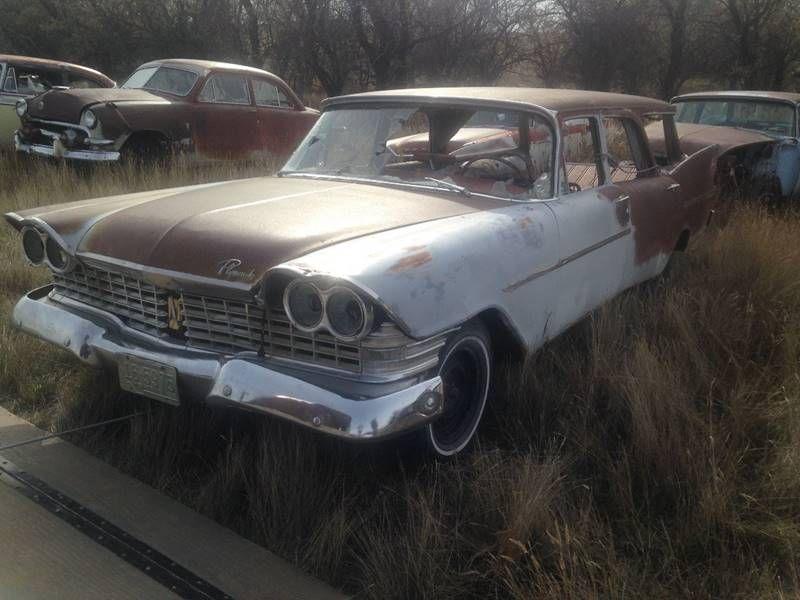 1959 Plymouth Two Suburban