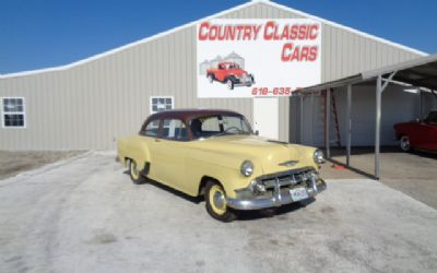 1953 Chevy 150 2DR Sedan