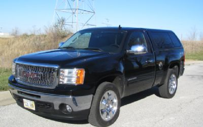 2011 GMC 1/2 Sierra LT 4X4 SB LT Short BOX 4X4