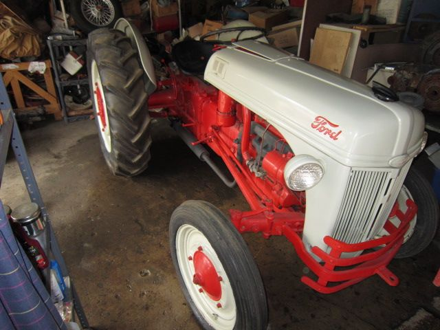 1942 FORD 2 N TRACTOR