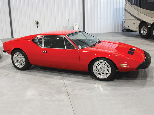 Ford Pantera For Sale >> 1974 Ford Pantera For Sale Autabuy Com