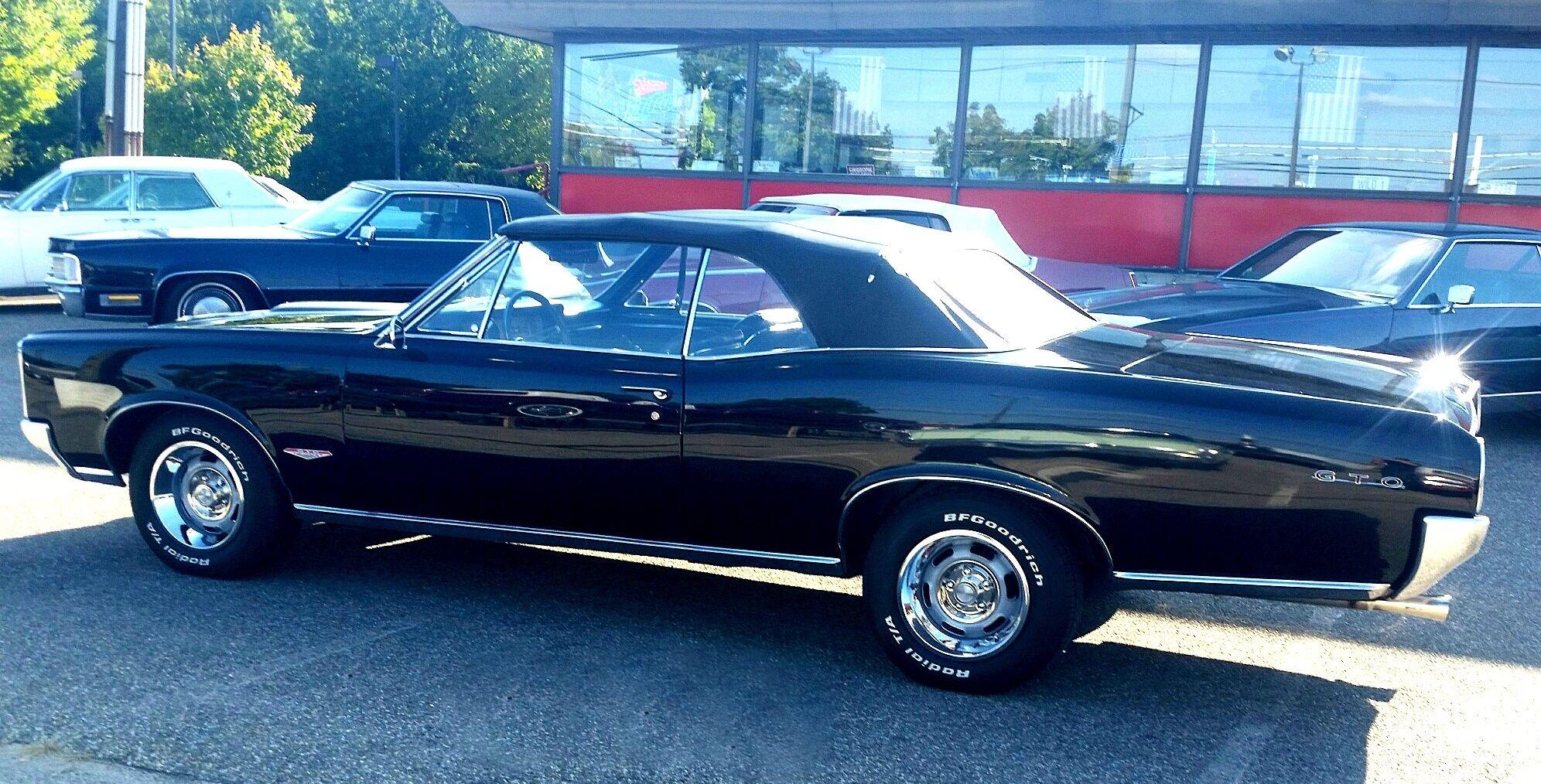 1966 PONTIAC GTO 7