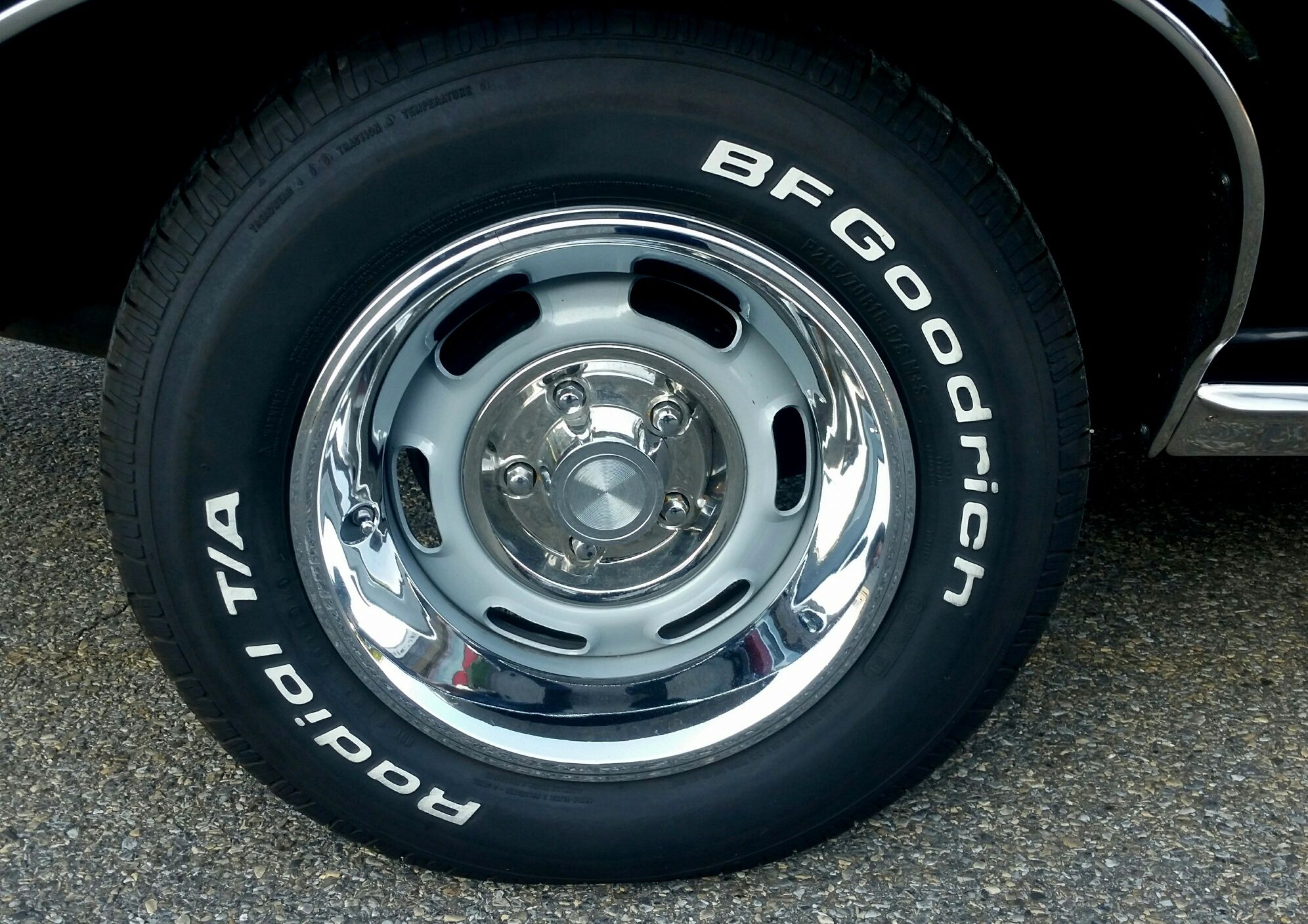 1966 PONTIAC GTO 11