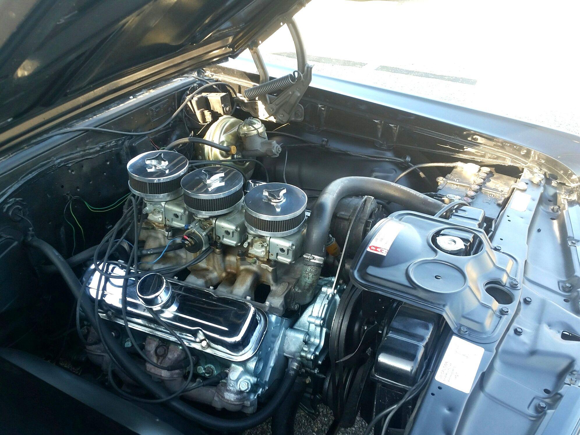 1966 PONTIAC GTO 17