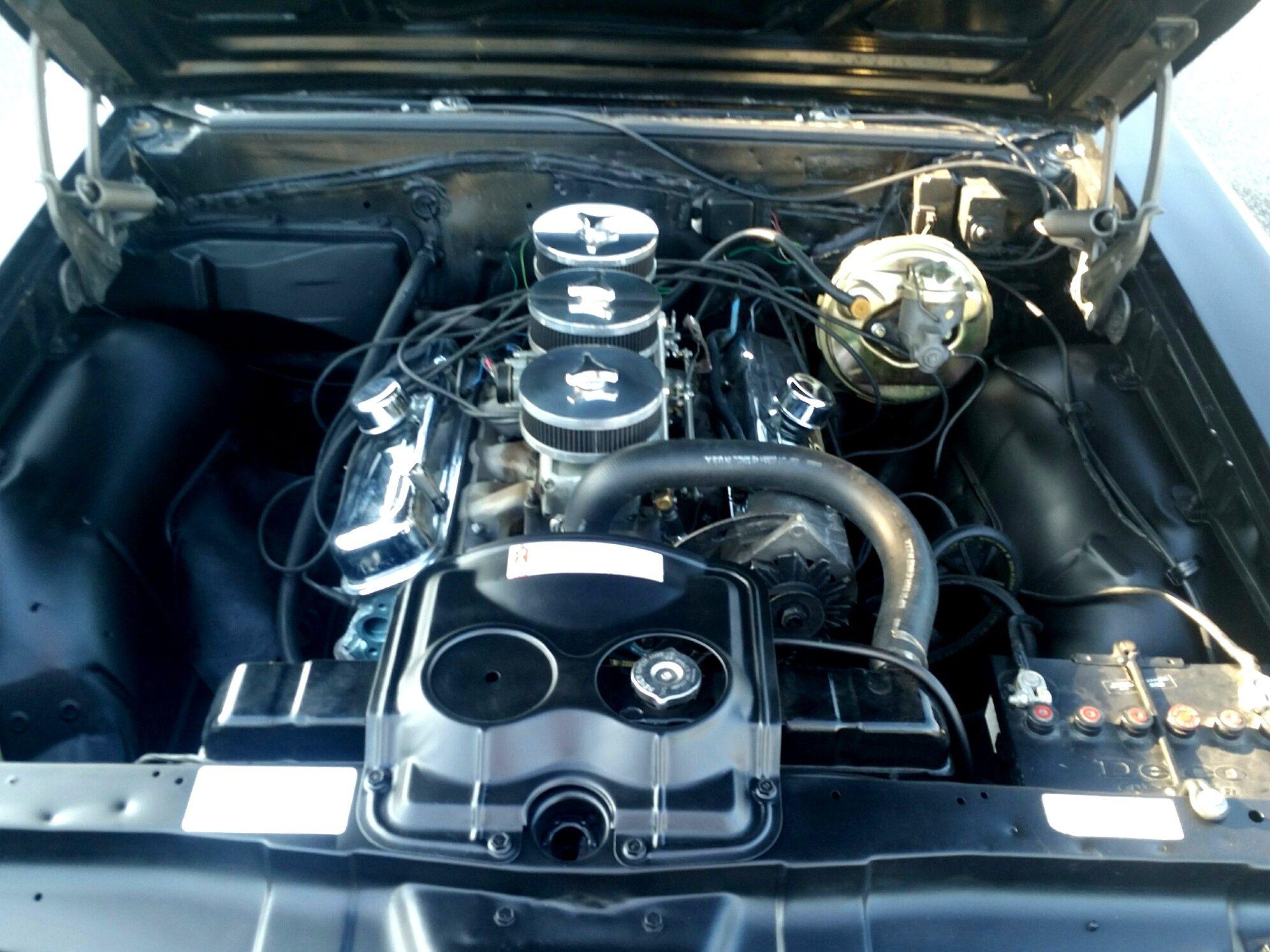 1966 PONTIAC GTO 18