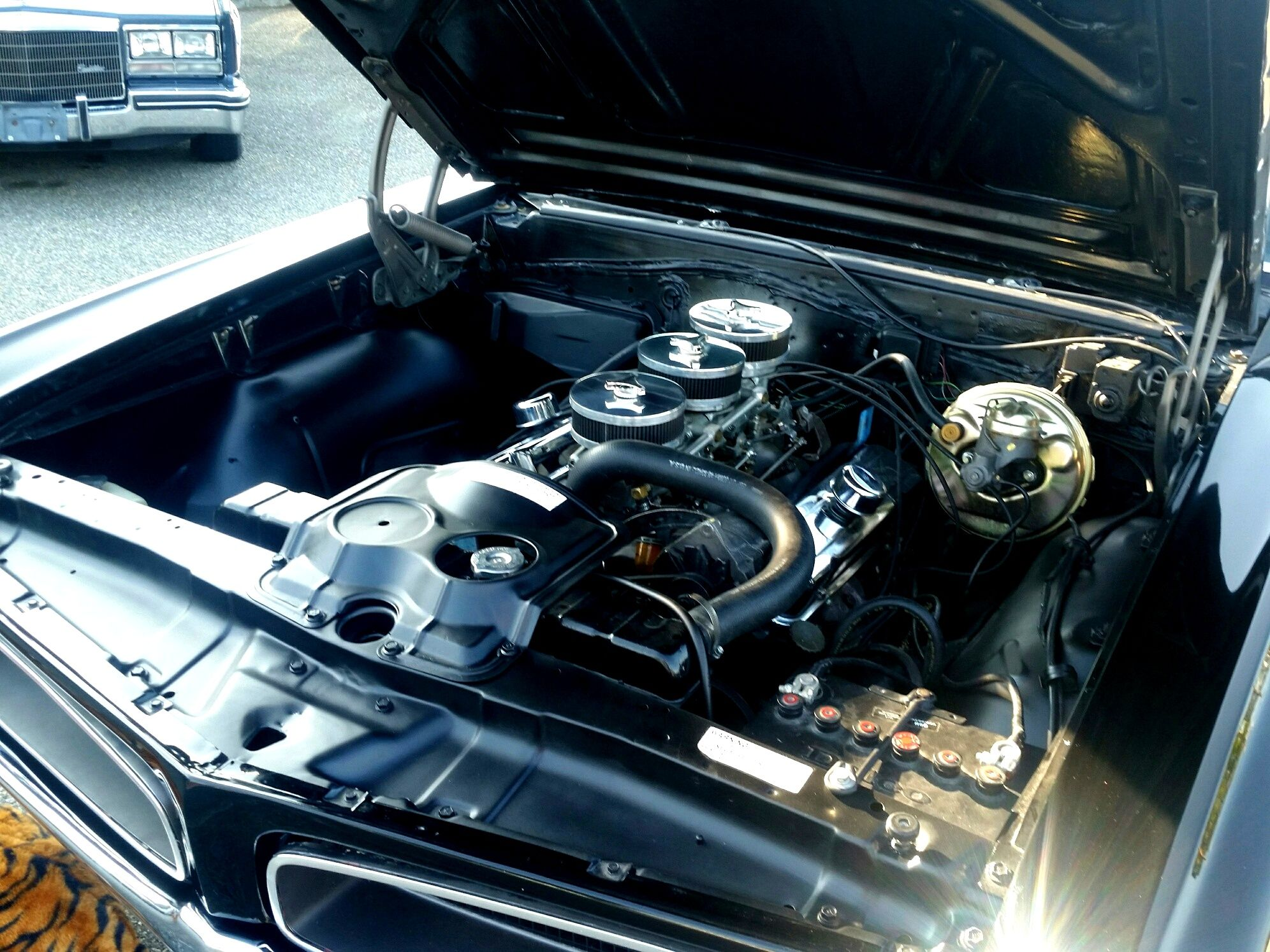 1966 PONTIAC GTO 19